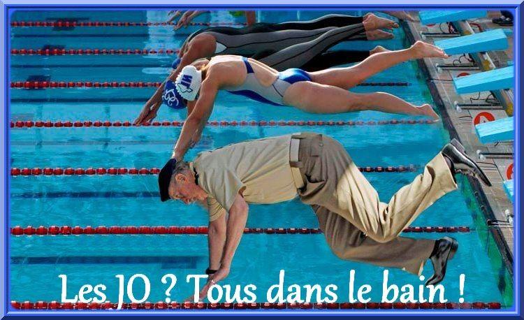 photo drole jeux olympique